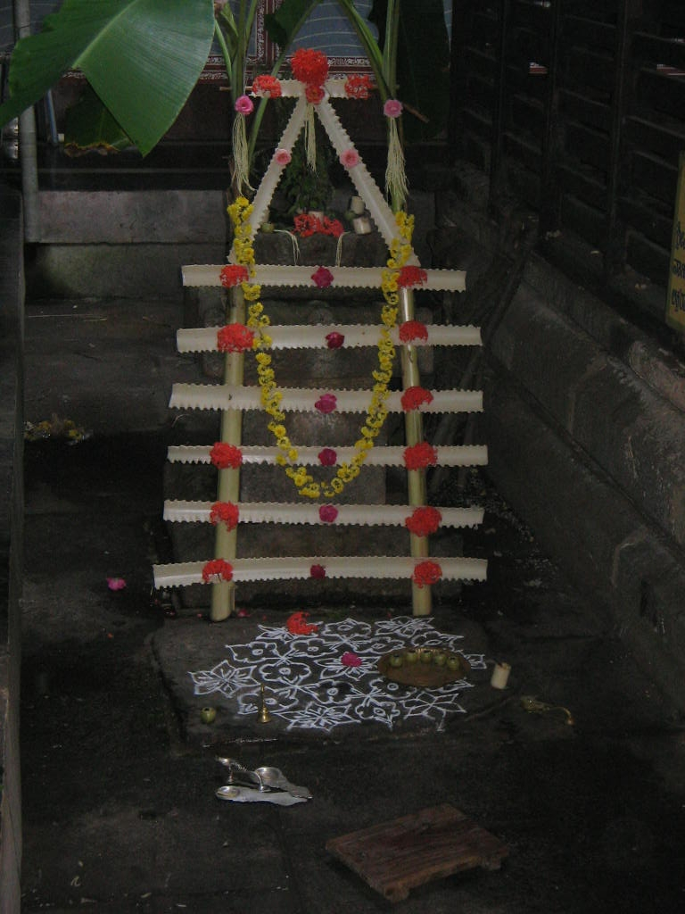Place of Sri Madhva's Aksharaabhyasa